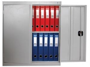 Шкаф металлический для хранения документов ШХА/2-850 купить на выгодных условиях в Красноярске