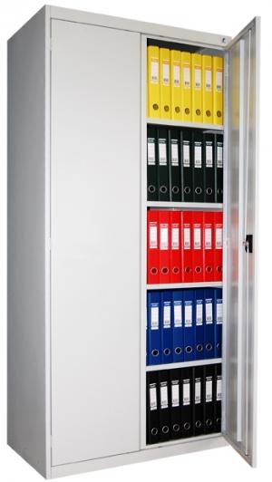 Шкаф металлический архивный ШХА-900 купить на выгодных условиях в Красноярске