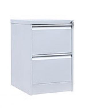 Шкаф металлический картотечный ШК-2 (2 замка) купить на выгодных условиях в Красноярске
