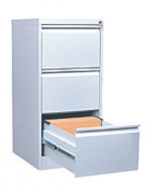 Шкаф металлический картотечный ШК-3 (3 замка) купить на выгодных условиях в Красноярске