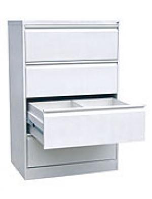 Шкаф металлический картотечный ШК-4-2 купить на выгодных условиях в Красноярске