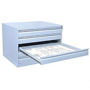 Шкаф металлический картотечный ШК-5-А1 купить на выгодных условиях в Красноярске