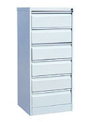 Шкаф металлический картотечный ШК-6(A6) купить на выгодных условиях в Красноярске