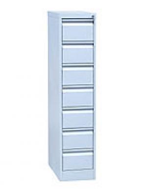 Шкаф металлический картотечный ШК-7-1 купить на выгодных условиях в Красноярске