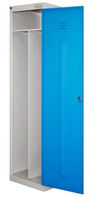 Шкаф металлический для одежды ШРЭК-21-500 купить на выгодных условиях в Красноярске