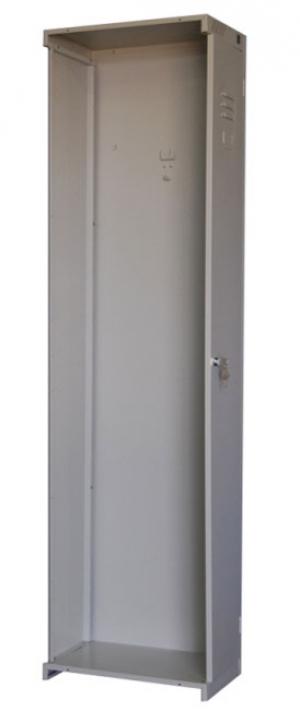 Шкаф металлический для одежды ШРС-11ДС-300 купить на выгодных условиях в Красноярске