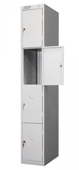 Шкаф металлический для сумок ШРС-14дс-300 купить на выгодных условиях в Красноярске