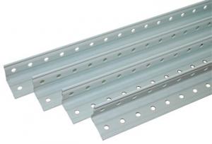 Стойка усиленная 200 для металлического стеллажа купить на выгодных условиях в Красноярске
