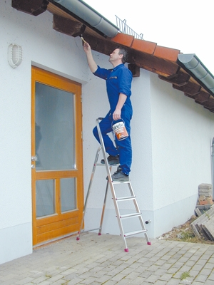 Лестница стремянка Corda 5 ступеней купить на выгодных условиях в Красноярске
