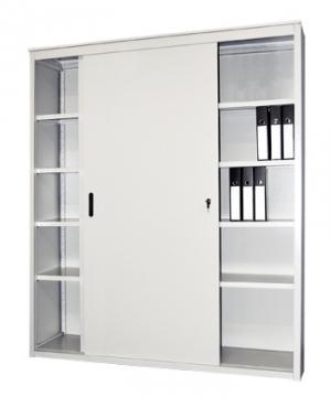 Шкаф металлический архивный AL 2012 купить на выгодных условиях в Красноярске