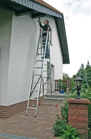 Лестница Dubilo 2x12 купить на выгодных условиях в Красноярске