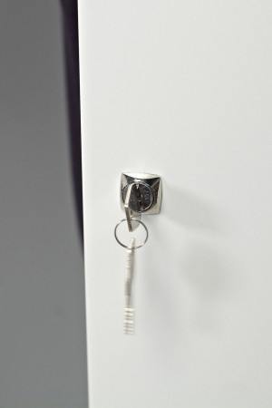 Шкаф металлический для одежды ШРМ - АК/800 купить на выгодных условиях в Красноярске