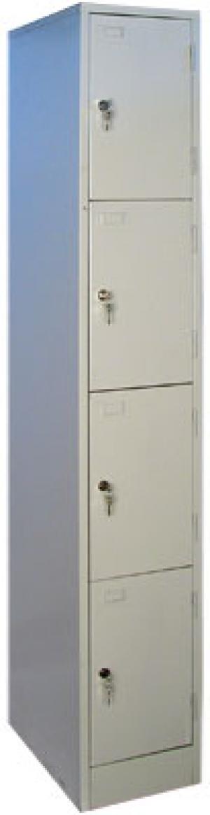 Шкаф металлический для сумок ШРМ - 14 - М купить на выгодных условиях в Красноярске