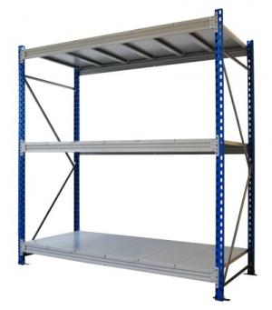 Стеллаж металлический складской 2163-2,0 купить на выгодных условиях в Красноярске