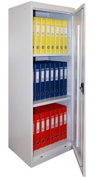 Шкаф металлический архивный ШХА-50 (40)/1310 купить на выгодных условиях в Красноярске