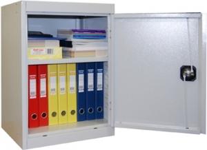 Шкаф металлический архивный ШХА-50 (40)/670 купить на выгодных условиях в Красноярске