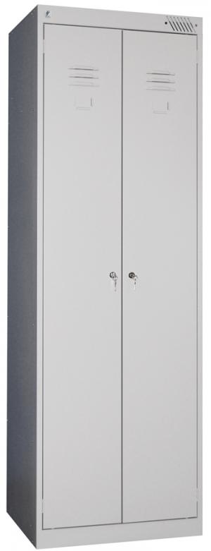 Шкаф металлический для одежды ШРК-22-600 купить на выгодных условиях в Красноярске