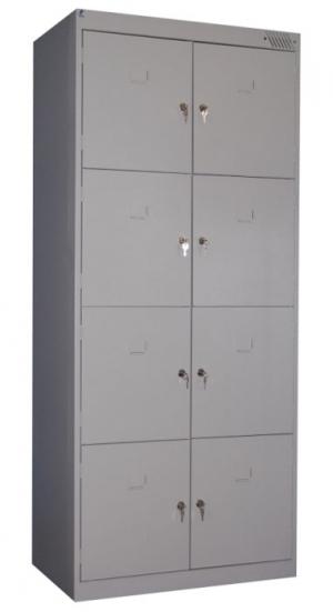 Шкаф металлический для сумок ШРК-28-600 купить на выгодных условиях в Красноярске