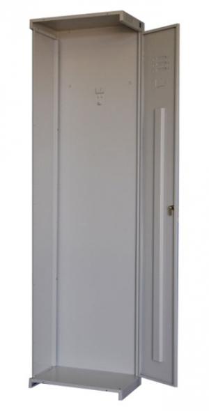 Шкаф металлический для одежды ШРС-11ДС-400 купить на выгодных условиях в Красноярске