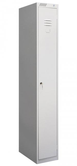 Шкаф металлический для одежды ШРС-11-300 купить на выгодных условиях в Красноярске