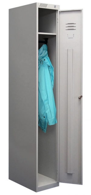 Шкаф металлический для одежды ШРС-11-400 купить на выгодных условиях в Красноярске