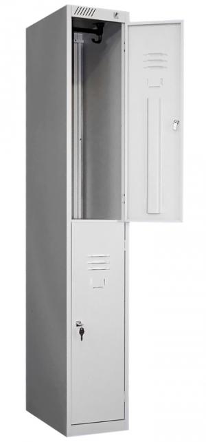 Шкаф металлический для одежды ШРС-12-300 купить на выгодных условиях в Красноярске